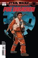Star Wars Age of Resistance - Poe Dameron Vol 1 1