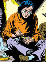 Steve Gerber (Earth-616) from Man-Thing Vol 1 22