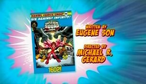 Super Hero Squad Show Season 2 20 Title Card