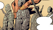Terra Cotta Warriors from Agents of Atlas Vol 1 4 001
