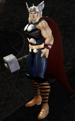 Thor Odinson (Earth-6109) from Marvel Ultimate Alliance 002