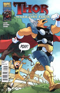 Thor and the Warriors Four Vol 1 2
