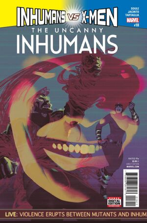 Uncanny Inhumans Vol 1 18