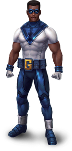 William Foster (Earth-TRN012) from Marvel Future Fight 002