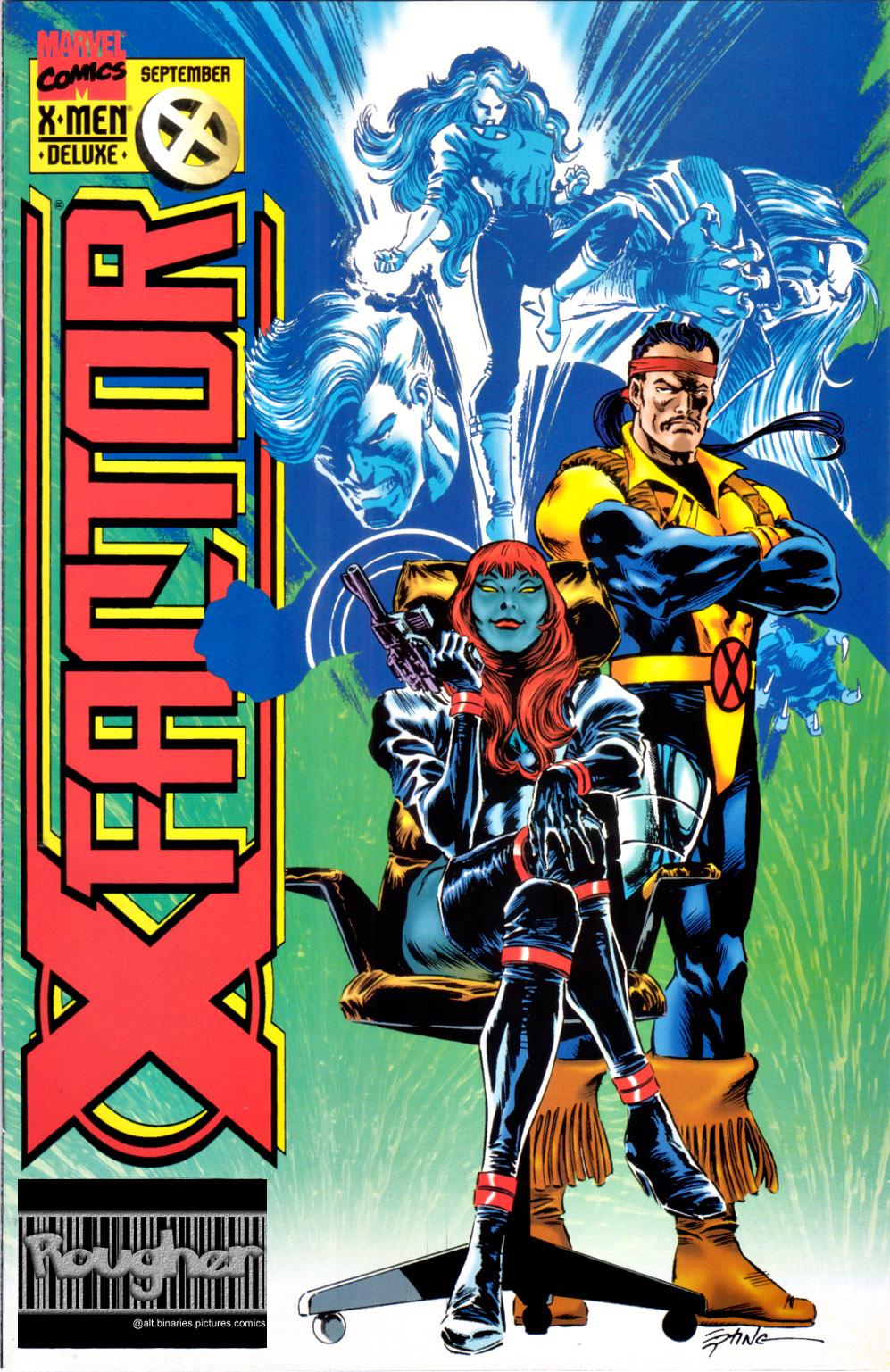 X factor vol 1 114 marvel database fandom powered by wikia x factor vol 1 114 publicscrutiny Choice Image