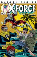 X-Force Vol 1 118