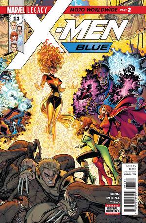 X-Men Blue Vol 1 13