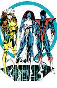 X-Men Unlimited Vol 1 4 Pinup 003