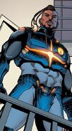 Aaron Chord (Earth-616) from Ironheart Vol 1 4 001