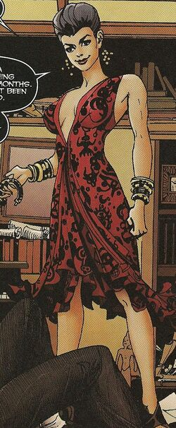 Adria (Earth-616) from Girl Comics Vol 2 2 0001