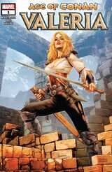 Age of Conan: Valeria Vol 1 1