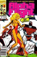 Alpha Flight Special Vol 1 1