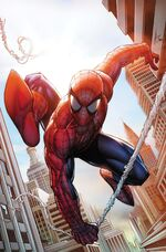 Amazing Spider-Man You're Hired! Vol 1 1 Textless