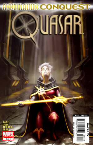 Annihilation Conquest - Quasar Vol 1 3