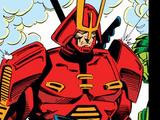 Arashi Wakayama (Earth-616)
