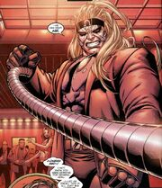 Arkady Rossovich (Earth-616) from Wolverine Vol 2 170 0001