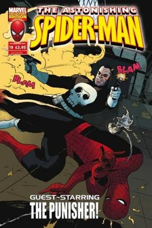 Astonishing Spider-Man Vol 3 19