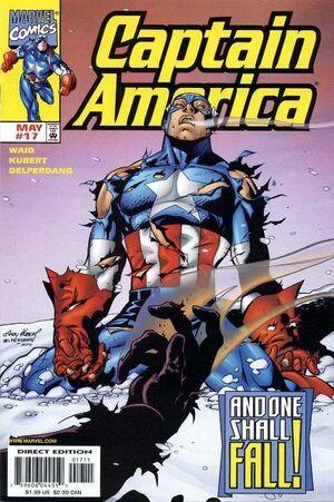 Captain America Vol 3 17