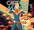 Captain Marvel Vol 9 1