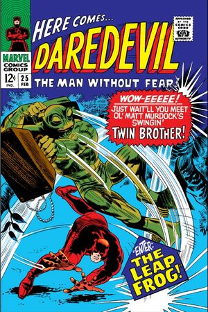 Daredevil Vol 1 25