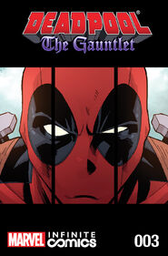 Deadpool The Gauntlet Infinite Comic Vol 1 3