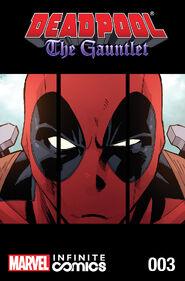 Deadpool The Gauntlet Infinite Comic Vol 1 3