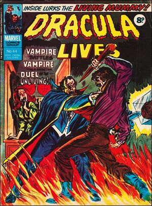 Dracula Lives (UK) Vol 1 44