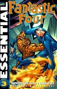 Essential Series Fantastic Four Vol 1 3