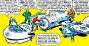 Fantasti-Car MK II from Fantastic Four Vol 1 12 0001