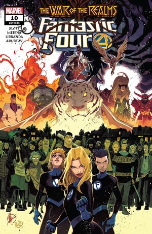 Fantastic Four Vol 6 10