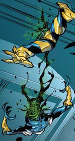 Hive (Poisons) (Earth-17952) Members-Poison Nova from Venomized Vol 1 3 001