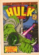 Hulk Comic (UK) Vol 1 25