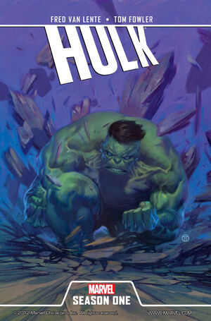Hulk Season One Vol 1 1