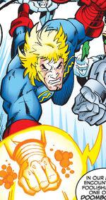 Ikaris (Earth-1298) from Mutant X Vol 1 32 0001