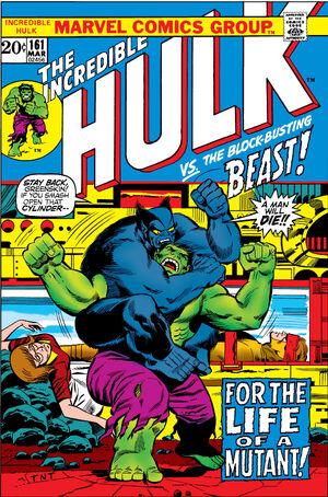 Incredible Hulk Vol 1 161