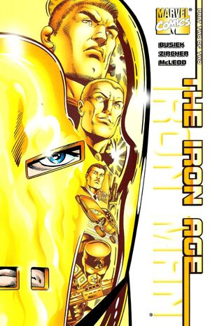 Iron Man The Iron Age Vol 1 2