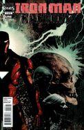 Iron Man The Rapture Vol 1 2