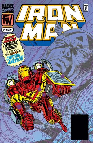 Iron Man Vol 1 314
