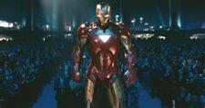 Iron man mark 6 suit