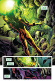 Jessica Drew (Earth-616) and Ultron (Earth-616) from Age of Ultron Vol 1 10 0001