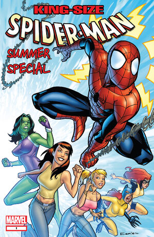 King-Size Spider-Man Summer Special Vol 1 1