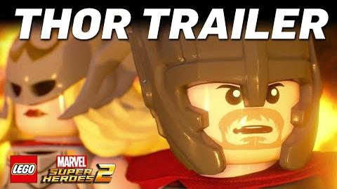 LEGO Marvel Super Heroes 2 - Thor Trailer