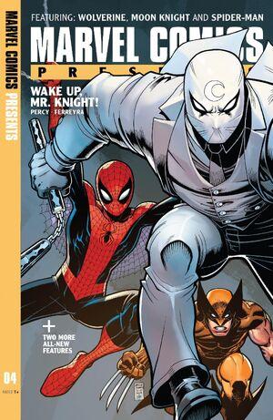 Marvel Comics Presents Vol 3 4