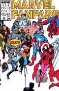 Marvel Fanfare Vol 1 45