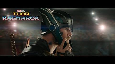 Marvel Studios' Thor Ragnarok Contender Spot