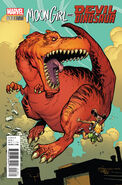 Moon Girl and Devil Dinosaur Vol 1 13 Classic Variant
