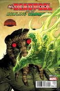 Mrs. Deadpool and the Howling Commandos Vol 1 4 Camuncoli Variant