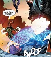 Pepper (Warp World) (Earth-616) from Secret Warps Iron Hammer Annual Vol 1 1 002