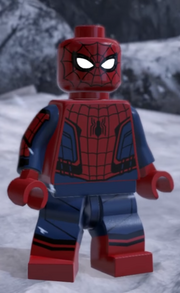 Peter Parker (Earth-13122) from Lego Marvel Super Heroes 2 001
