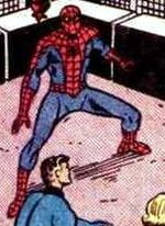 Peter Parker (Earth-7940) from Marvel Two-in-One Vol 1 100 001